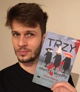 """Przemek Krajewski """"Trzy dewoty i głupoty"""""""