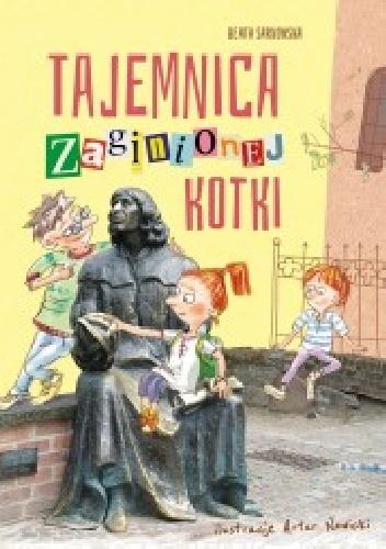"Beata Sarnowska ""Tajemnica zaginionej kotki"""