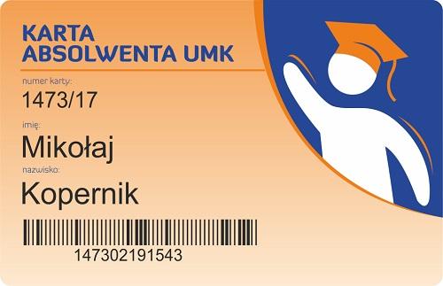 Karta Absolwenta UMK