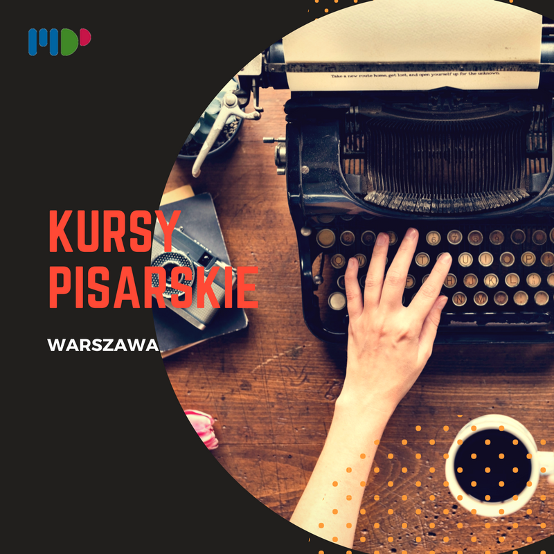 Kursy pisarskie w Warszawie