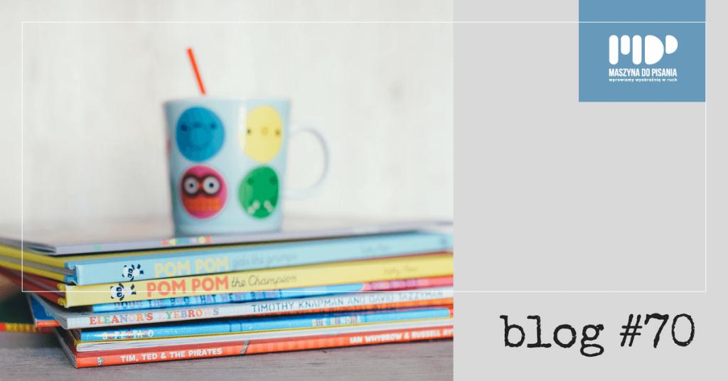 Tytuły książek dla dzieci
