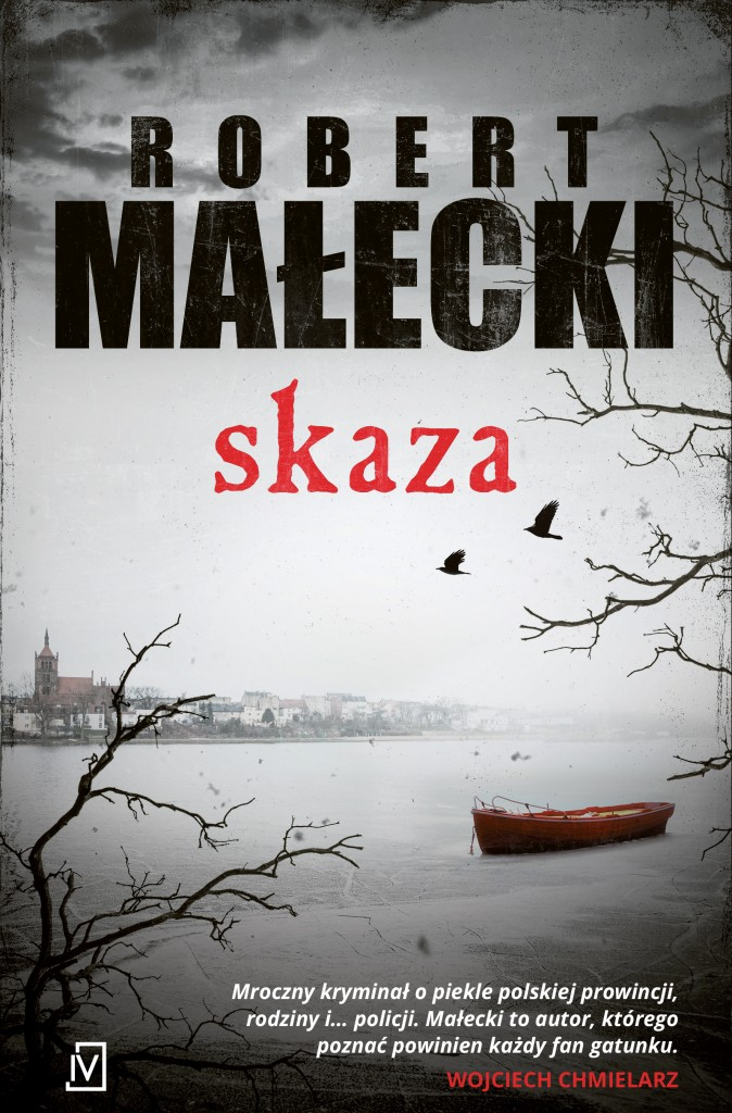 Robert Małecki Skaza