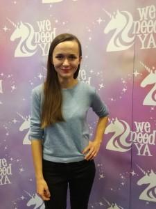 Klaudia Bianek new adult