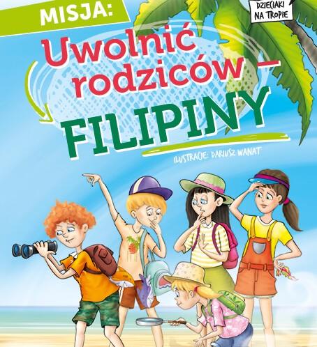 Dzieciaki na tropie_Filipiny_cover72