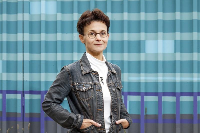 24.09.2019 Warszawa dziennikarka Renata Gluza Fot. Wojciech Surdziel / wosu.pl