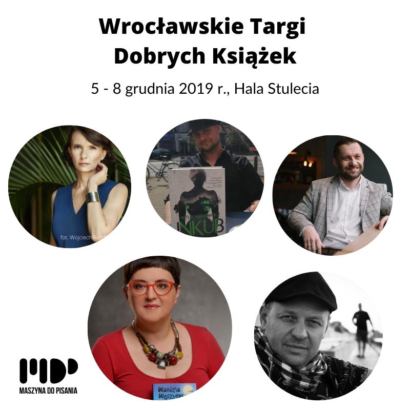 Wrocławskie Targi Dobrych Książek 3