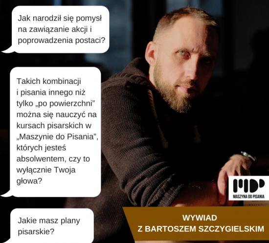 bartosz szczygielski