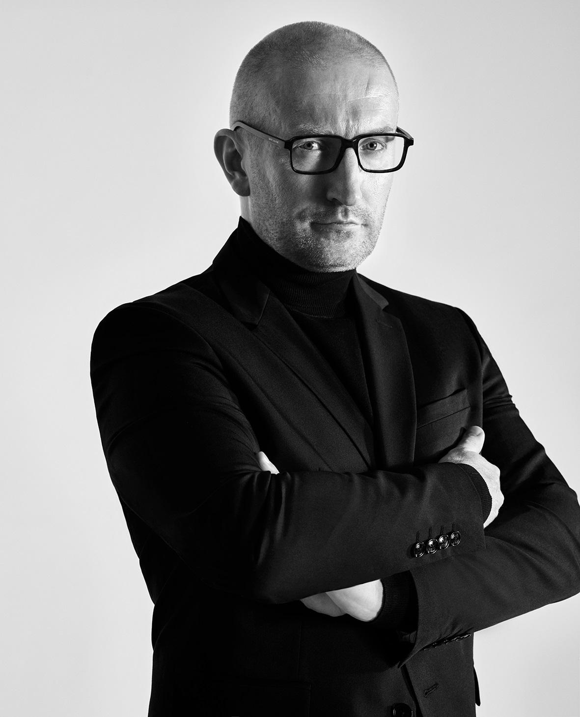 Robert Małecki fot. Zuza Krajewska Warsaw Creatives