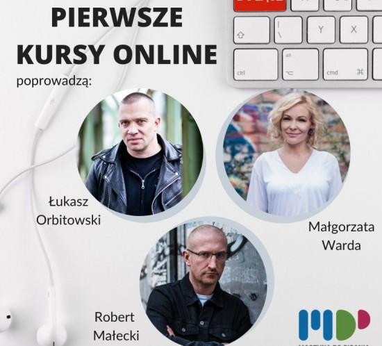 Pierwszy kurs online